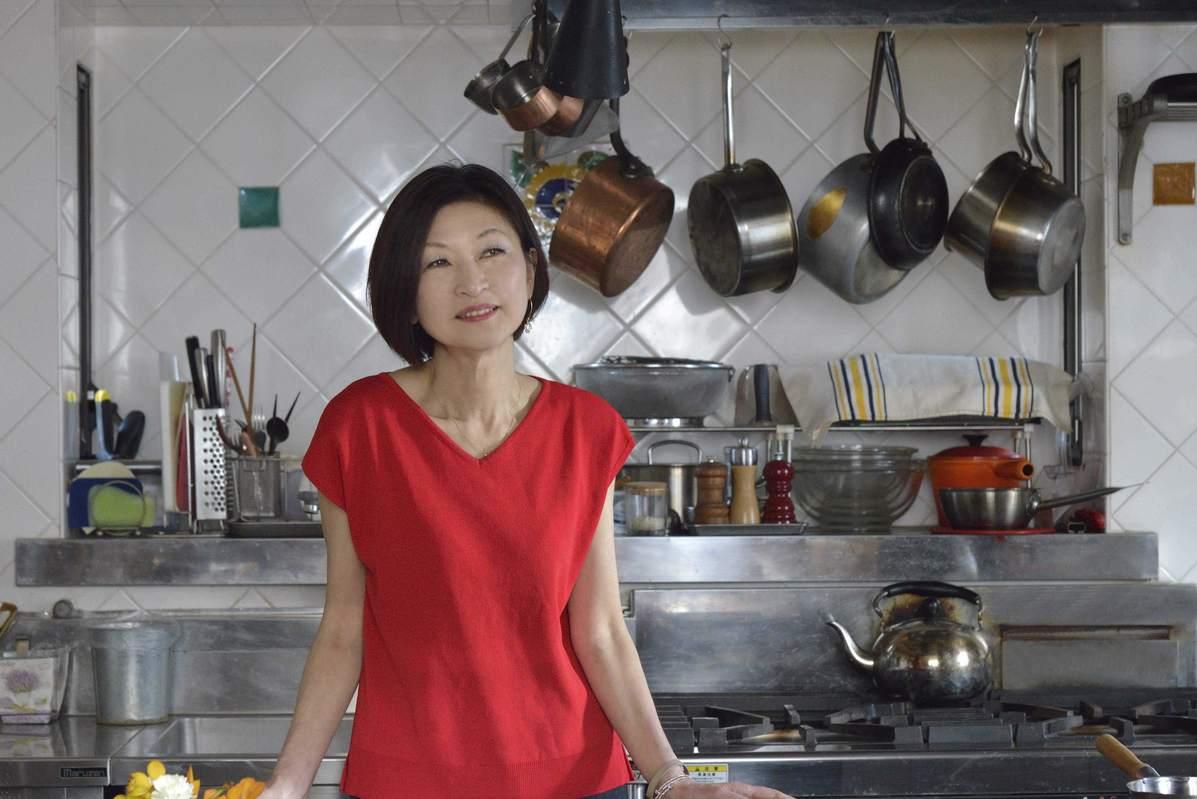フランス菓子・料理研究家 大森由紀子さん【私の駆け出し時代】