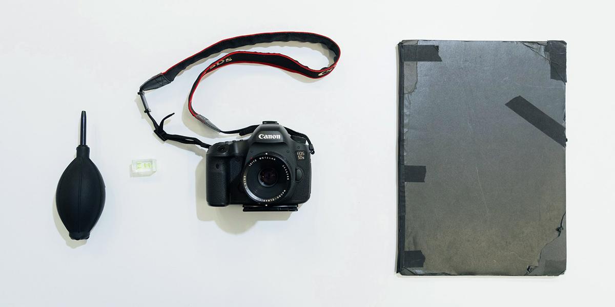 用意しておくと便利!一眼レフカメラの小道具